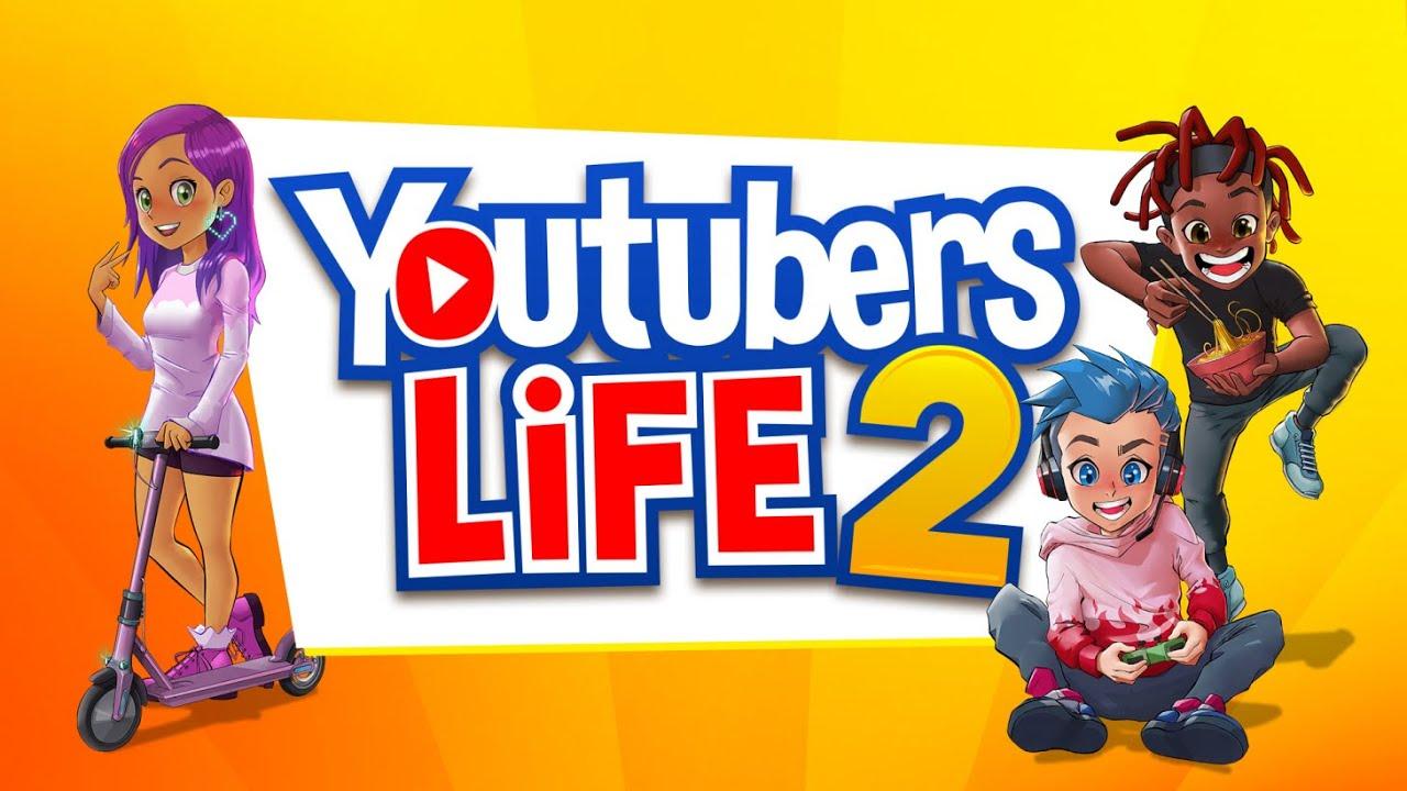 AWAL PERJALANAN KARIR KU SEBAGAI YOUTUBER Youtubers Life 2 GAMEPLAY