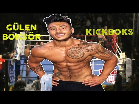Gülen Boksör! - Kick Boks - Murat Temel'in İlk Profesyonel Maçı