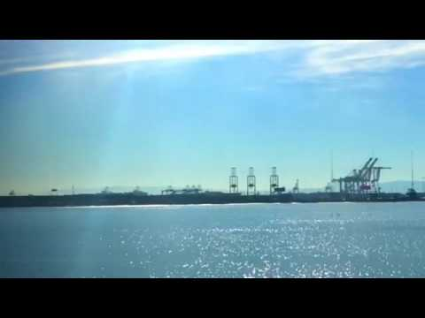 Port of Oakland Timelapse