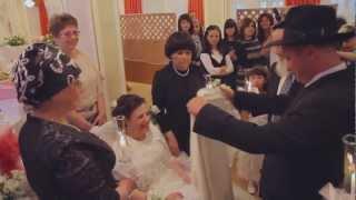 МАЗЛ ТОВ!!! מזל טוב (Свадьба ДИАНЫ и ЮРЫ) יעקב מרים