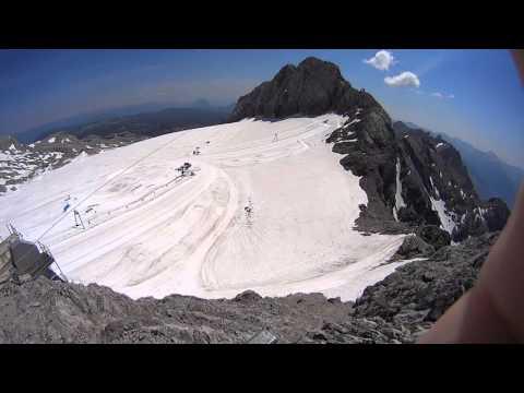 Dachstein-Gletscher 2015