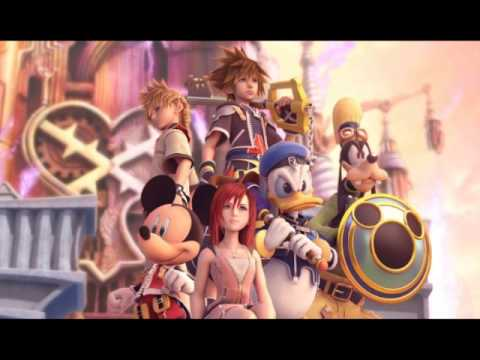 Kingdom Hearts II OST - -Passion- opening version + Download Link