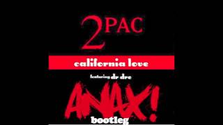 2Pac ft. Dr.Dre - California love (ANAX! edit) FREE DL