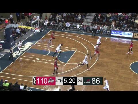 RJ Hunter (20 points) Game Highlights vs. Sioux Falls Skyforce