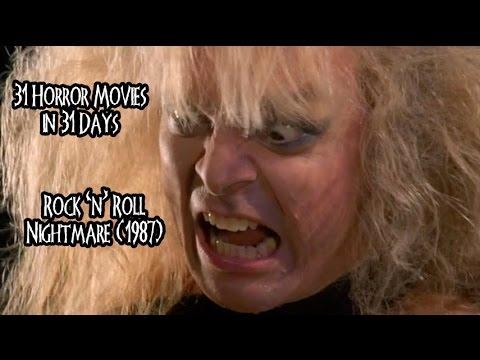 Download 31 Horror Movies in 31 Days: ROCK N ROLL NIGHTMARE (1987)