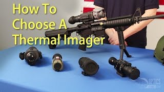 How To Choose A Thermal Imager - OpticsPlanet.com