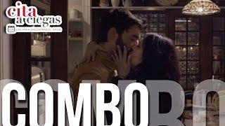 Cita a ciegas - C-22:  ¡Lucía y Marcelo por fin se besan! | Las Estrellas