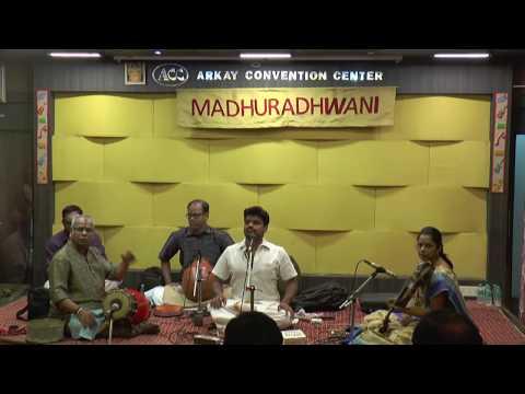 Arkay Convention Center's VII Anniversary - Kunnakudi Balamuralikrishnan Vocal