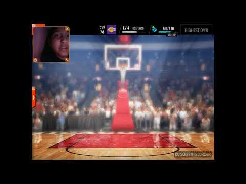 Nba Live showdown grind for All star (Nba Live Mobile Ep3)