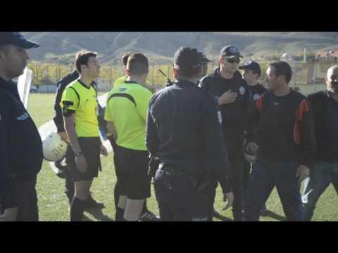 Kovancılar Sporun Palu'da Karakoçan Sporu Mağlup Etme sevinci