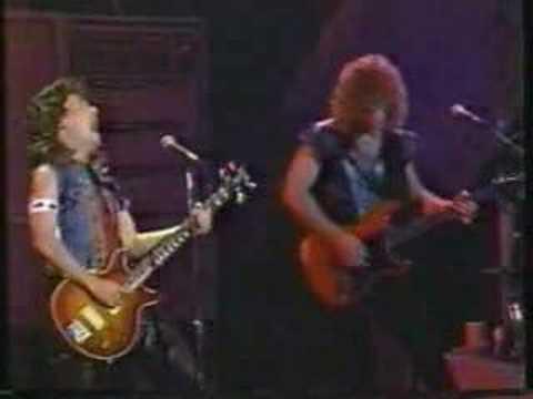 "1983 Night Ranger - ""Passion Play"" (Rock Palace)"