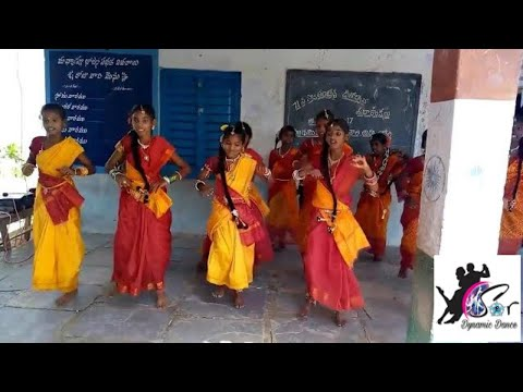 Latest Telugu Folk Video Song  Gallu Gallu Folk Dance  Gallu Gallu Jodedla Parugu Chudu