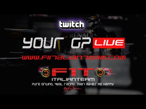 GP China Sport League F1 2014 #live twitch f1italianteam_com