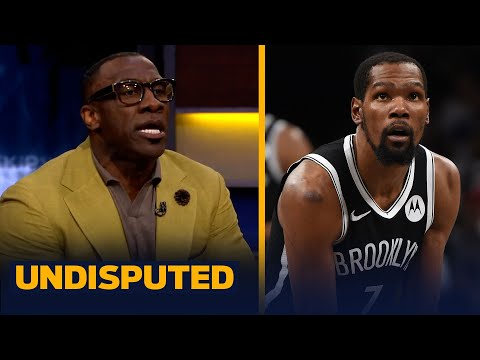 Skip & Shannon react to Kevin Durant's Nets being eliminated by Bucks in Game 7   NBA   UNDISPUTED