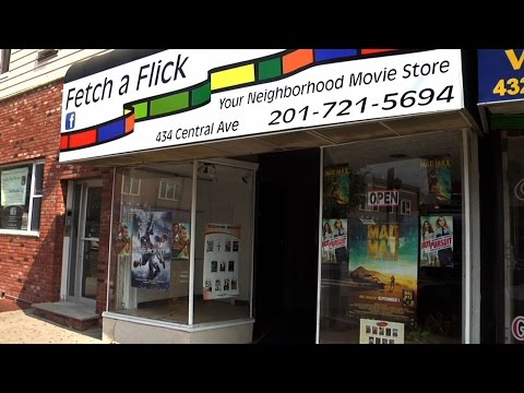 Store Offers a Return to Video Rentals