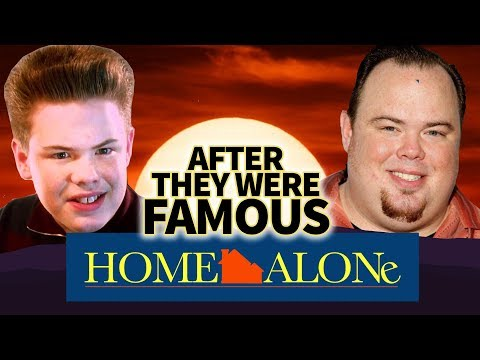 Home Alone Actors   AFTER They Were Famous   Buzz, Kevin, Harry, Marv & more...