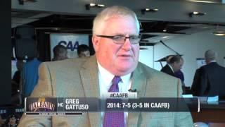 #CAAFB Media Day Live - Greg Gattuso