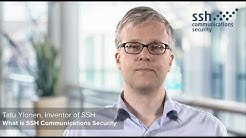 What is SSH Communications Security Inc.