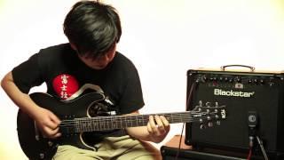 BLACKSTAR ID 30 TVP demonstration by Guitarcube