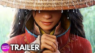 RAYA E O ÚLTIMO DRAGÃO (2021) Trailer Dublado do novo filme Disney