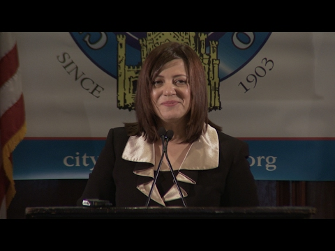Simona Rollinson, Chief Information Officer, Cook County Bureau of Technology
