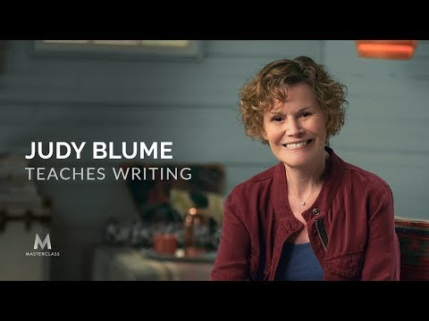 Judy Blume Teaches Writing | Official Trailer