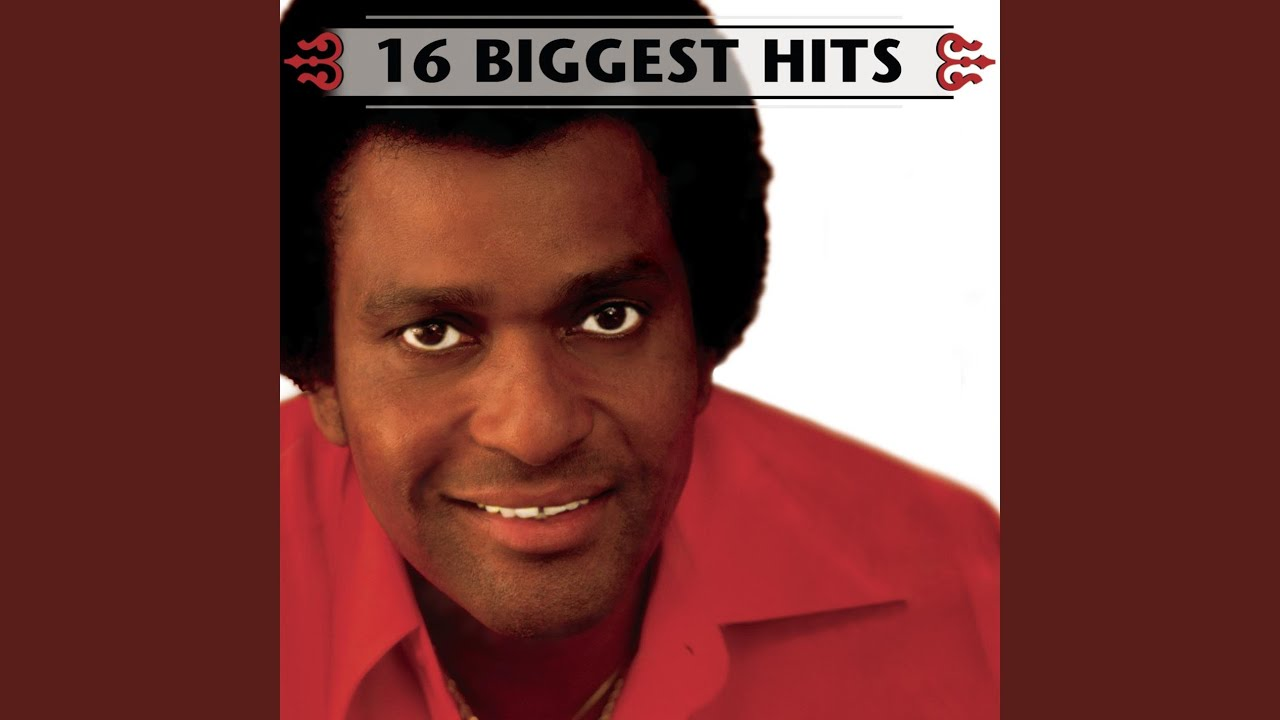 Charlie Pride Hits Top i can't believe that you've stopped loving me - youtube