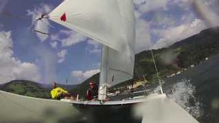 Dart 18 Catamaran sailing lesson