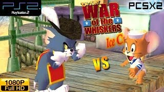 Tom And Jerry In War Of The Whiskers - PS2 Gameplay 1080p - Tom Vs Jerry (Alternative Costumes)