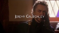 Jeremy Crutchley as the Puritan Hathorne in 'SALEM''