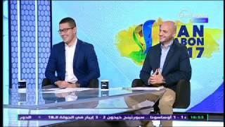 Can 2017 - بركات لعفيفي: اسلوبك الساخر يصل اسرع ورد احمد عفيفي عليه