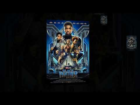 BORN AND RAISED IN AFRICA/BLACK PANTHER PROMO