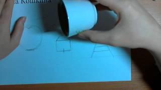Перспектива. Видеоурок по рисованию Анны Кошкиной.