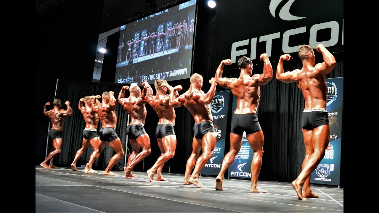 Salt City Showdown - IFBB & NPC Competition at FItCon