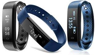 Diggro ID115 Умный фитнес браслет с интересной начинкой | обзор + тест