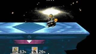 Super Smash Flash 2 Link Vs Ichigo