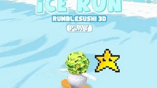 Ice Run Level1-6 Walkthrough