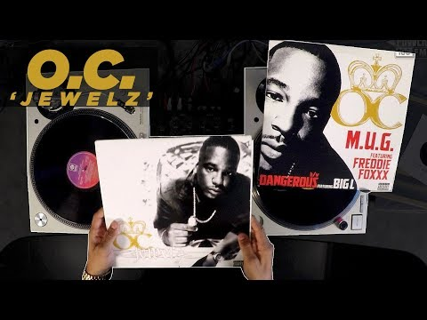 Discover Classic Samples On O.C.'s 'JEWELZ'