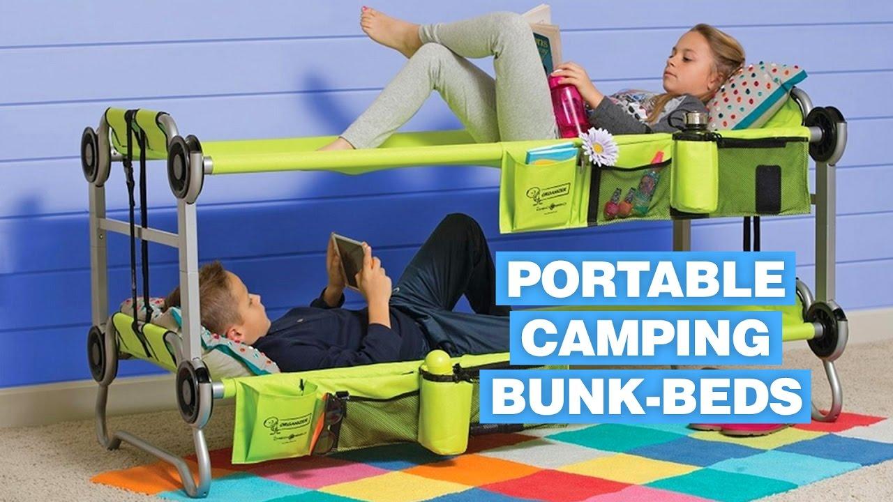 Kid O Bunk Portable Beds A Sofa