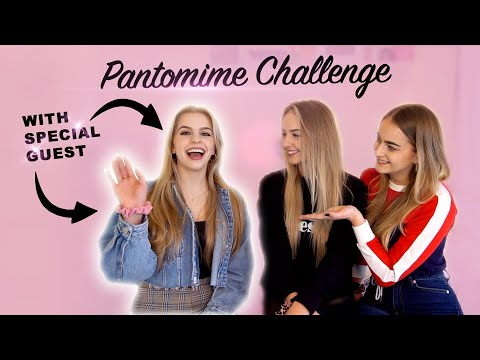 PANTOMIME Challenge Mit Special Guest Lucia Leona   Lovely LJ ♡
