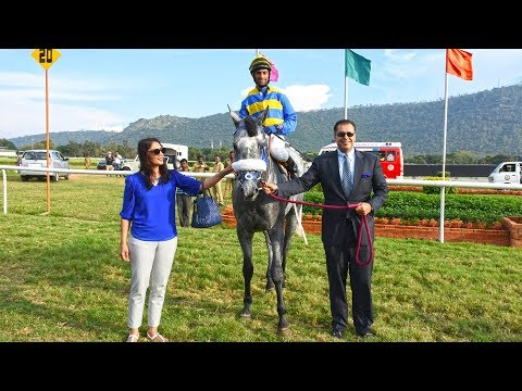 Sir Cecil with P Trevor up wins The Mysore 2000 Guineas 2018