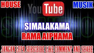 Karaoke DJ KN7000 Tanpa Vokal | Simalakama - Rama Aiphama Versi 3 HD