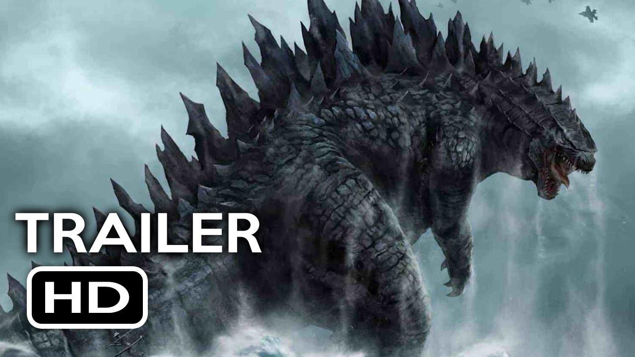 Godzilla 2 Official Trailer 2017 Bryan Cranston Ken