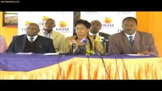 ODM To Hold Homabay Senatorial Seat Nomination Monday