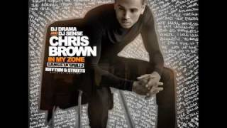 Chris Brown- No Bullshit 2010 [In my Zone Mixtape]