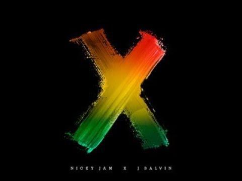 Nicky Jam x J. Balvin - X Official Instrumental