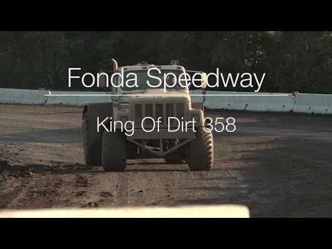 Mike Mahaney at Fonda King Of Dirt 358