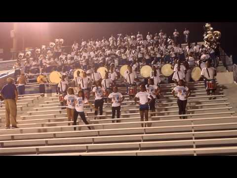 """Aristocrat of Bands 2012 """"Only wanna give it to you"""" at Practice"""