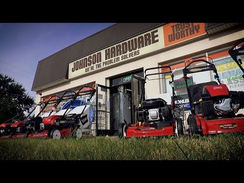 Johnson Hardware - The Biggest Little Hardware Store