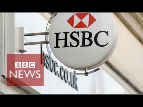 HSBC: Why is Europe's biggest bank cutting 25,000 jobs? BBC News